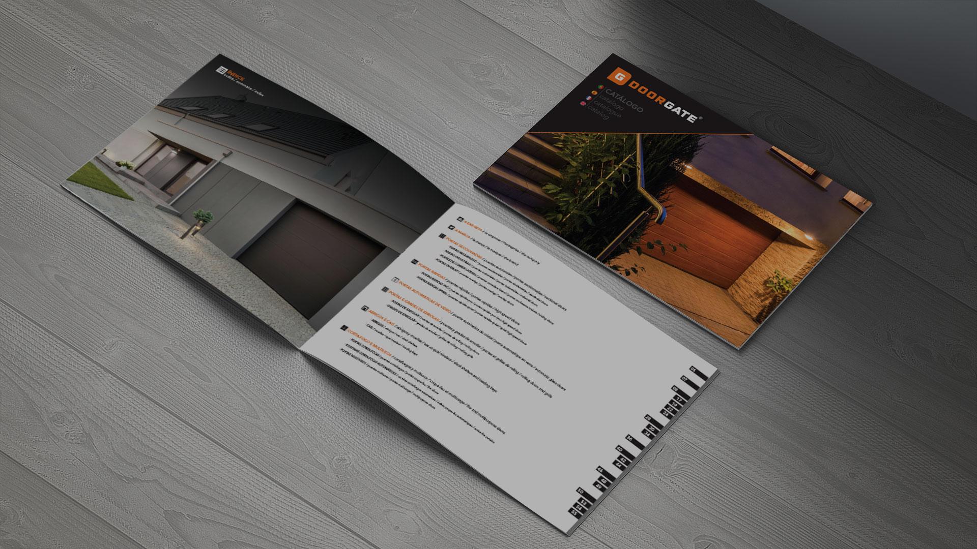 catálogo doorgate