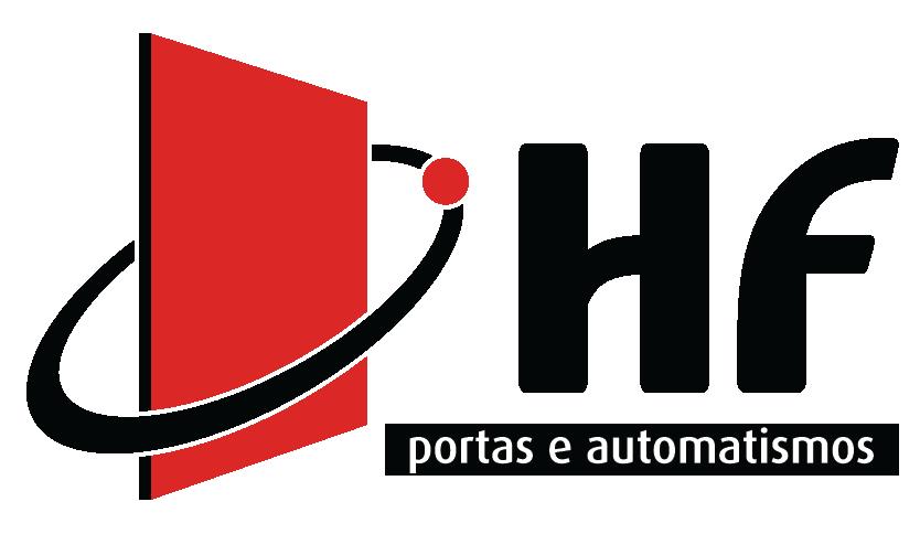 logótipo hf portas